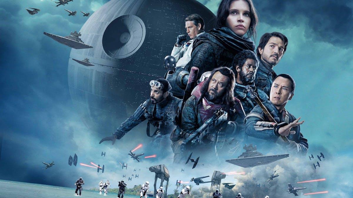 """Vem är vem i """"Rogue One: A Star Wars Story"""""""