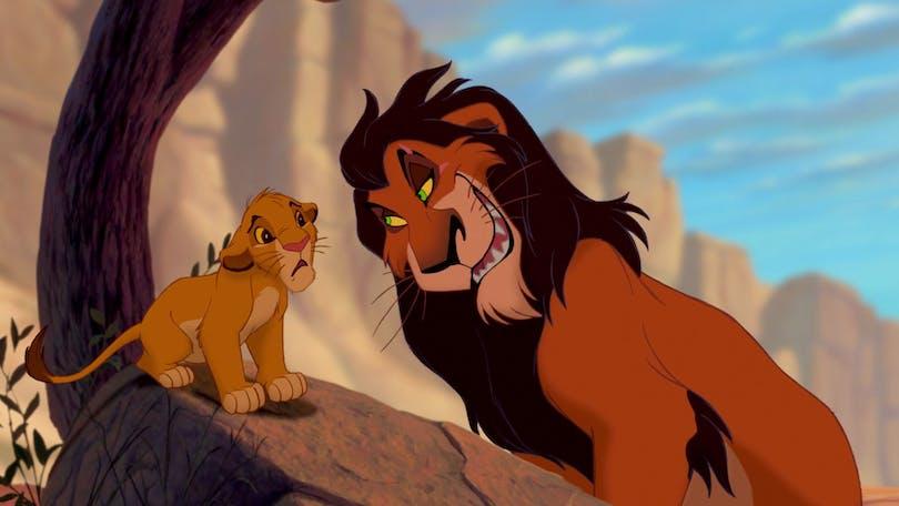 Scar - Lejonkungen