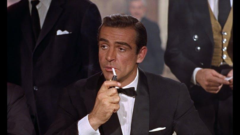 Sean Connery som James Bond