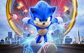 ''Sonic the Hedgehog'' (2020).