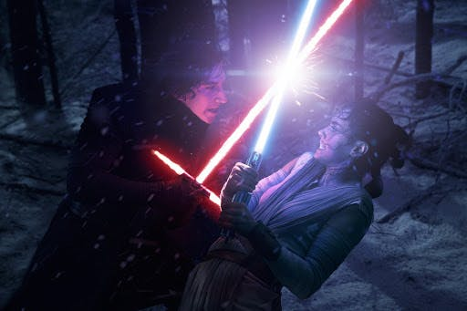 The Force Awakens: Reylo