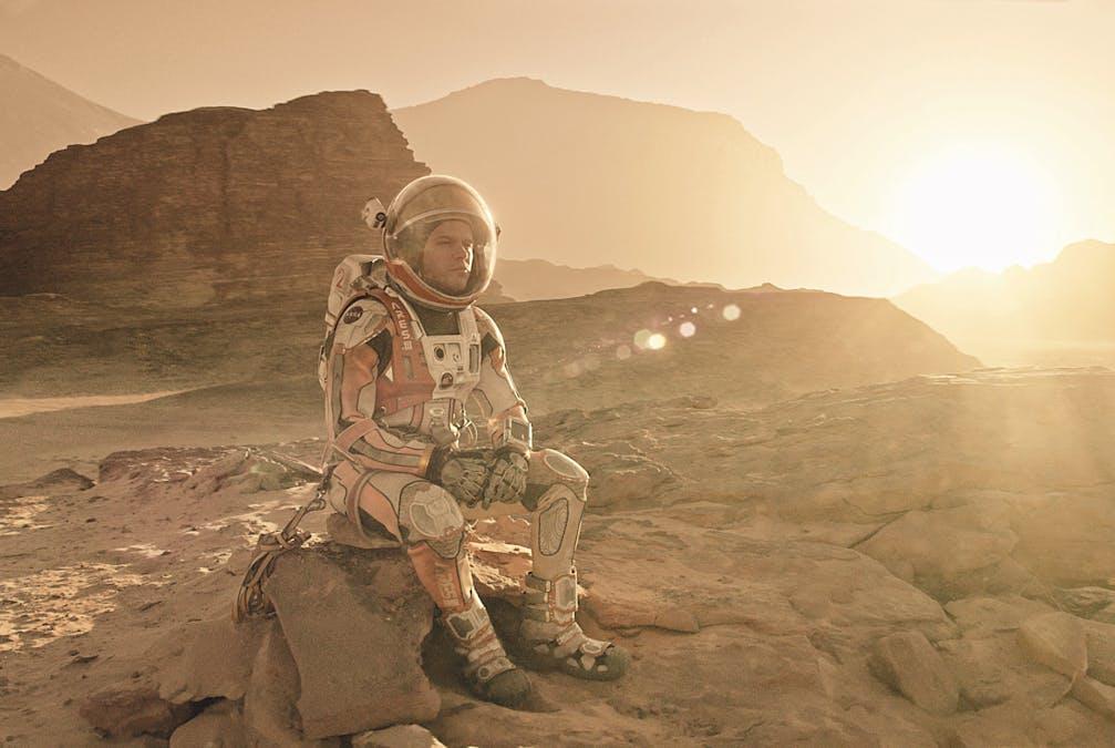 """9 roliga fakta om """"The Martian"""""""