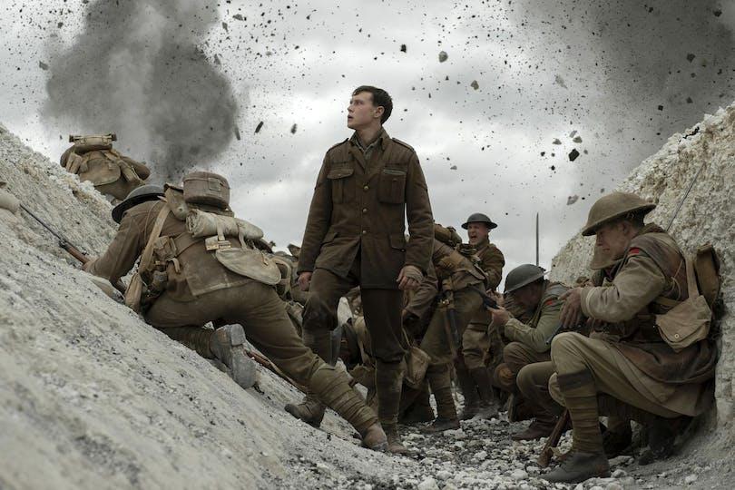 1917 –en av årets bästa filmer 2020