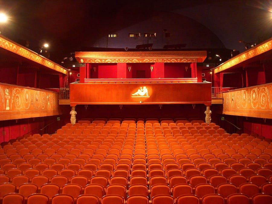 Första svenska biografen stänger ned