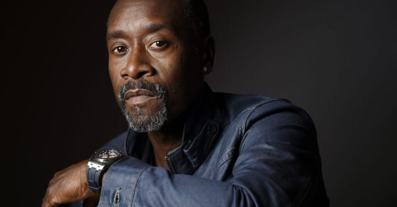 Don Cheadle som skurk i Space Jam 2
