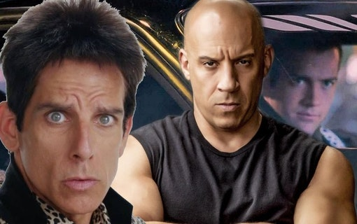Ben Stiller Fast and the Furious