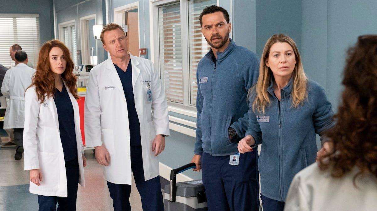 Grey's Anatomy slutar tidigare än planerat