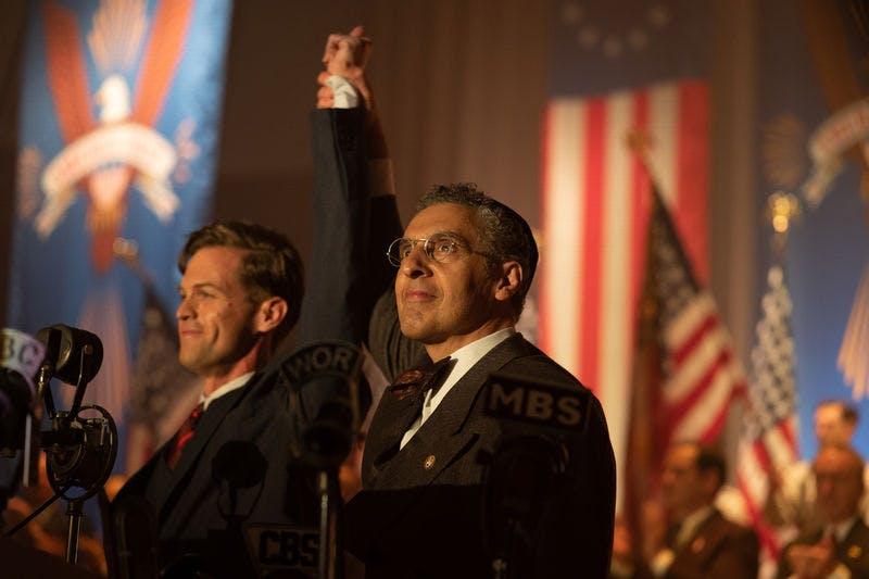John Turturro i The Plot Against America.