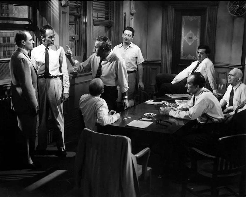 Juryn i 12 edsvurna män
