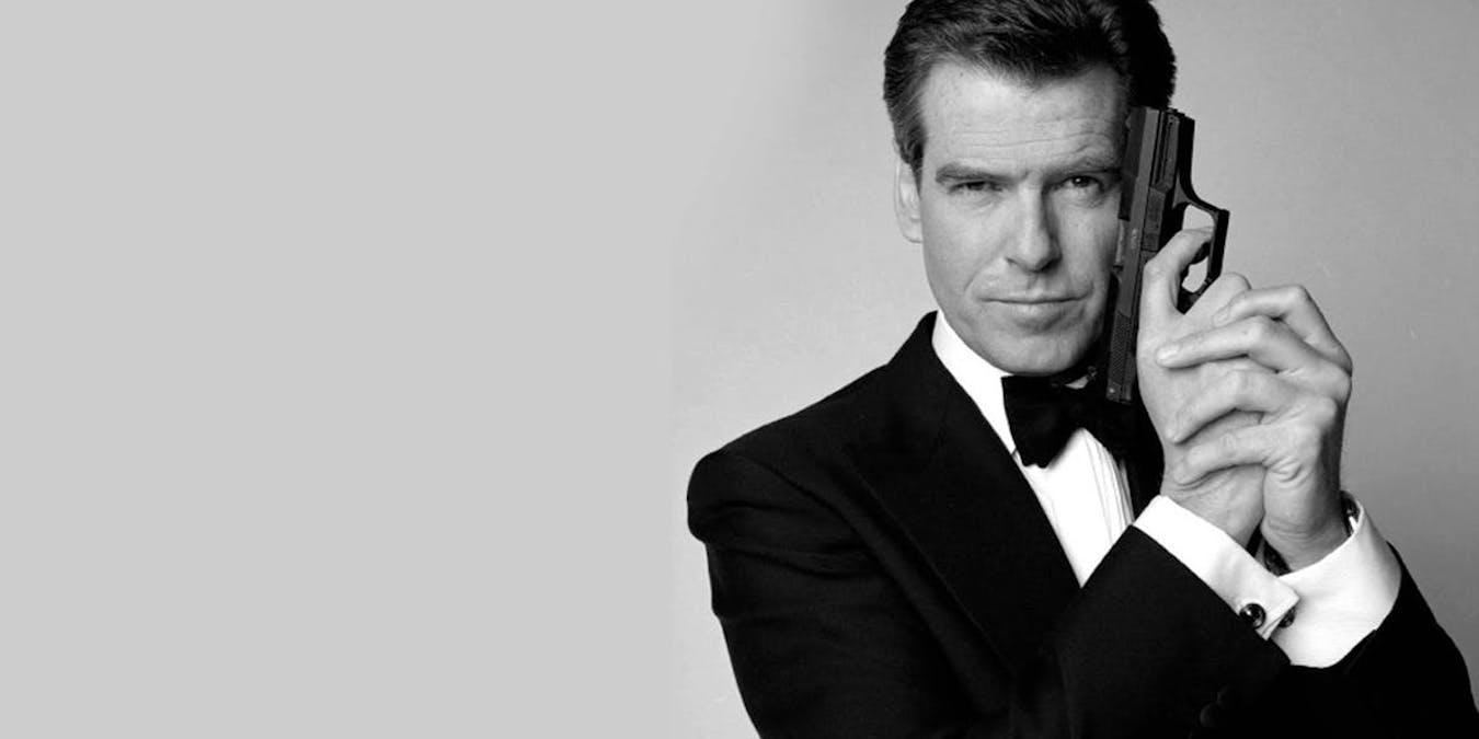 Värdefulla James Bond-pistoler stulna