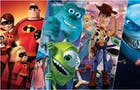 Alla Pixarfilmer rankade