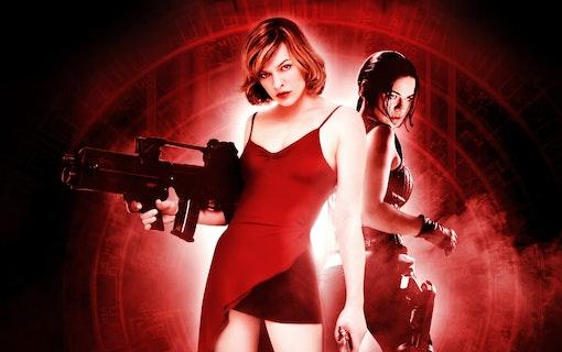 Resident evil cover