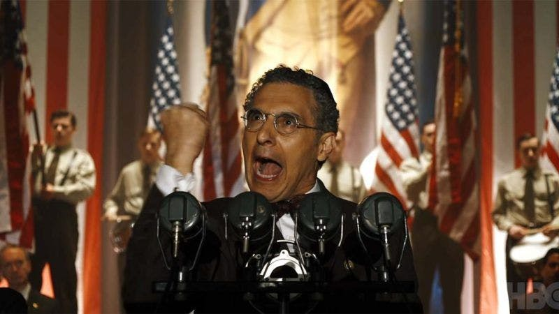 "John Turturro i ""The Plot Against America""."