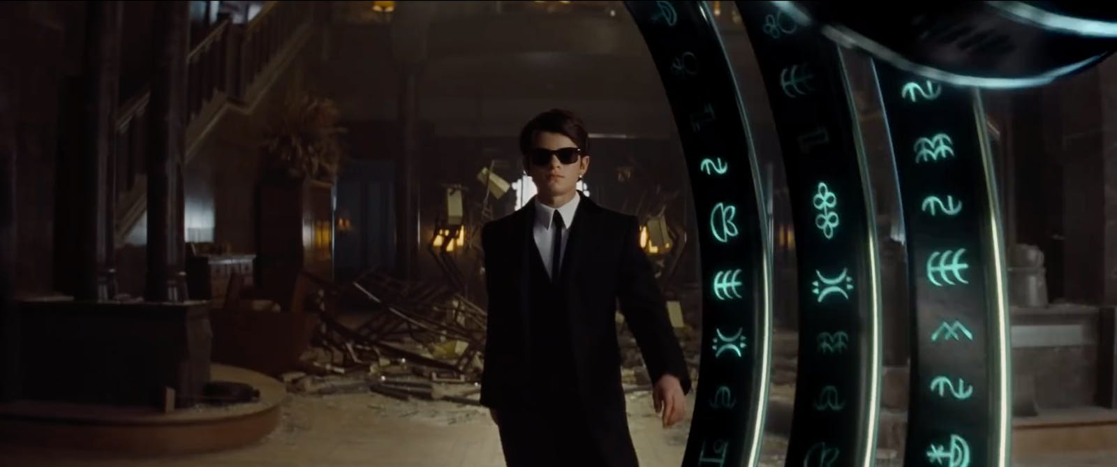 Trailer till Disneys Artemis Fowl
