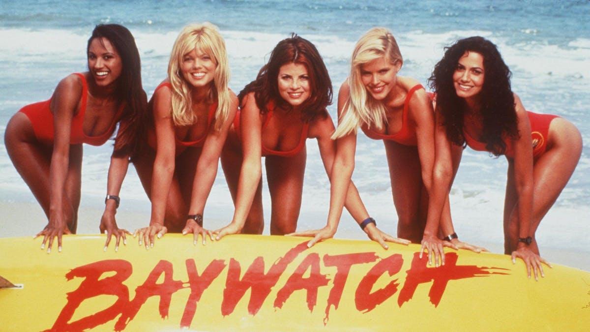 Alla säsonger av Baywatch till Viafree