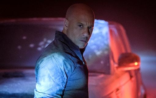 Vin Diesel i Bloodshot