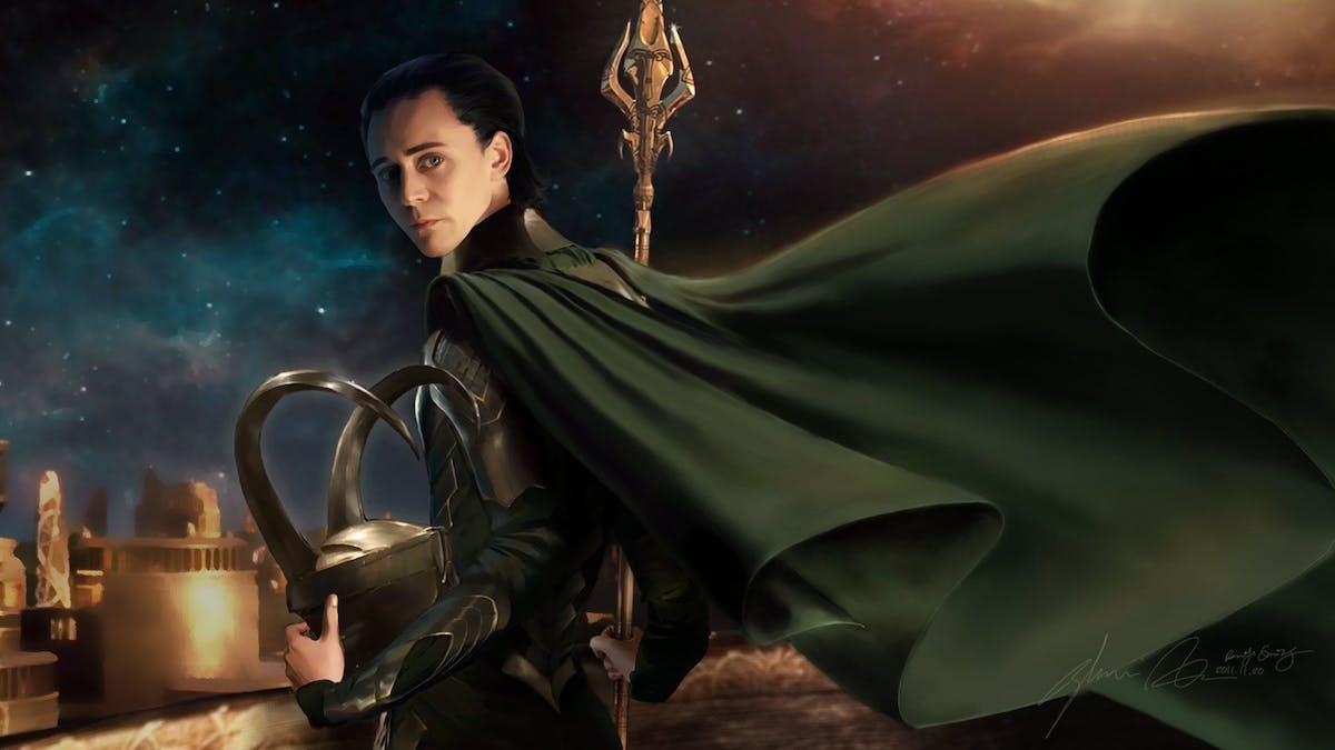 Ny skådespelare till tv-serien Loki