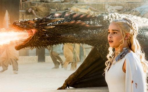 Mord stoppar Game of Thrones-duons serie