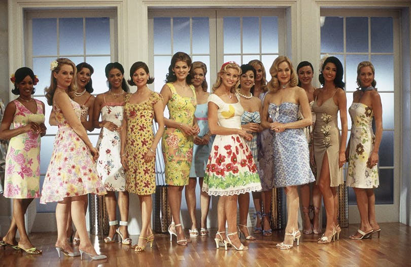 Fruar i The Stepford Wives.
