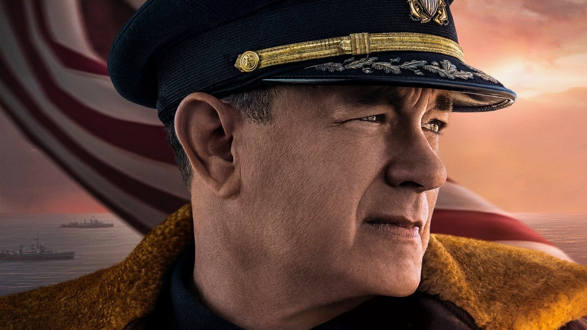 Tom Hanks mot nazi-ubåtar i krigsfilmen Greyhound