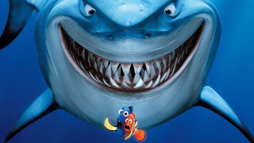 """konceptbild för mästerliga """"Hitta Nemo""""."""