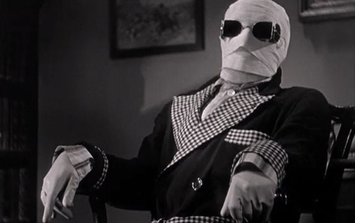 Invisible man 1933