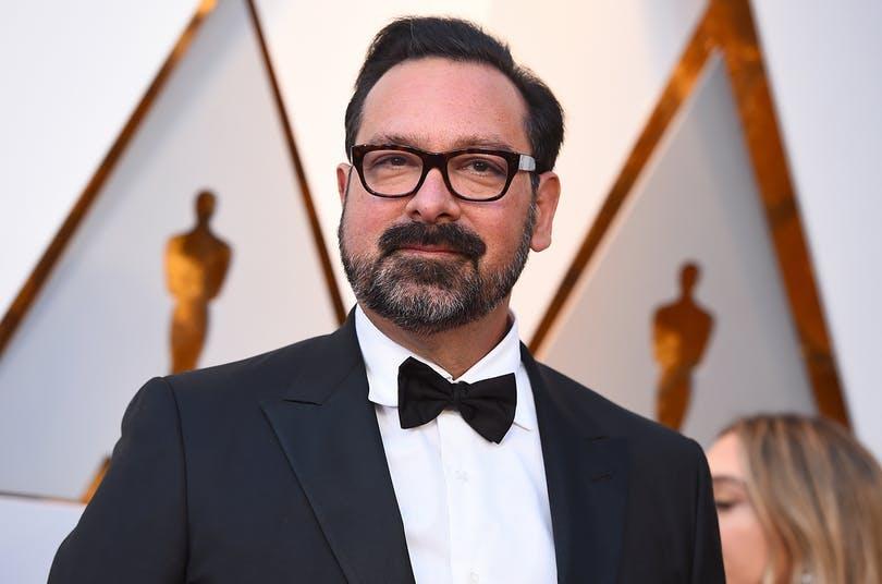 James Mangold på Oscarsgalan.