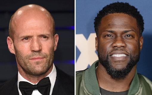 """Jason Statham drar sig ur """"för snäll"""" actionfilm"""