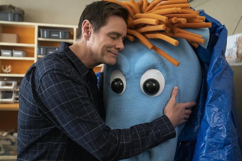 Jim Carrey i Kidding säsong 2