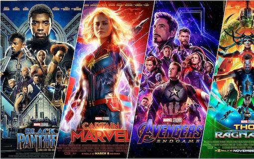 Quiz –Sant eller falskt om Marvels filmer?