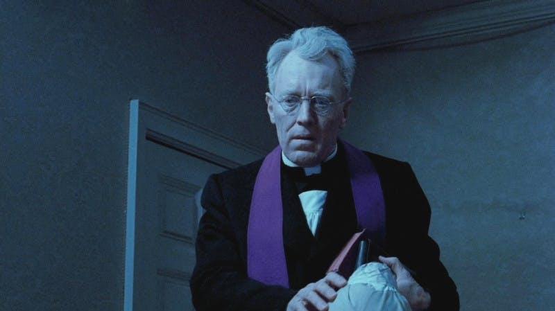 """Max von Sydow i """"Exorcisten""""."""