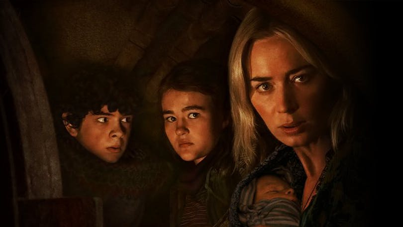 "Emily Blunt i ""A Quiet Place 2""."