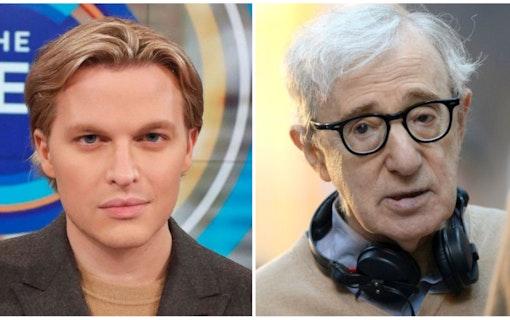 Arg på förlaget –släpper pappa Woody Allens biografi