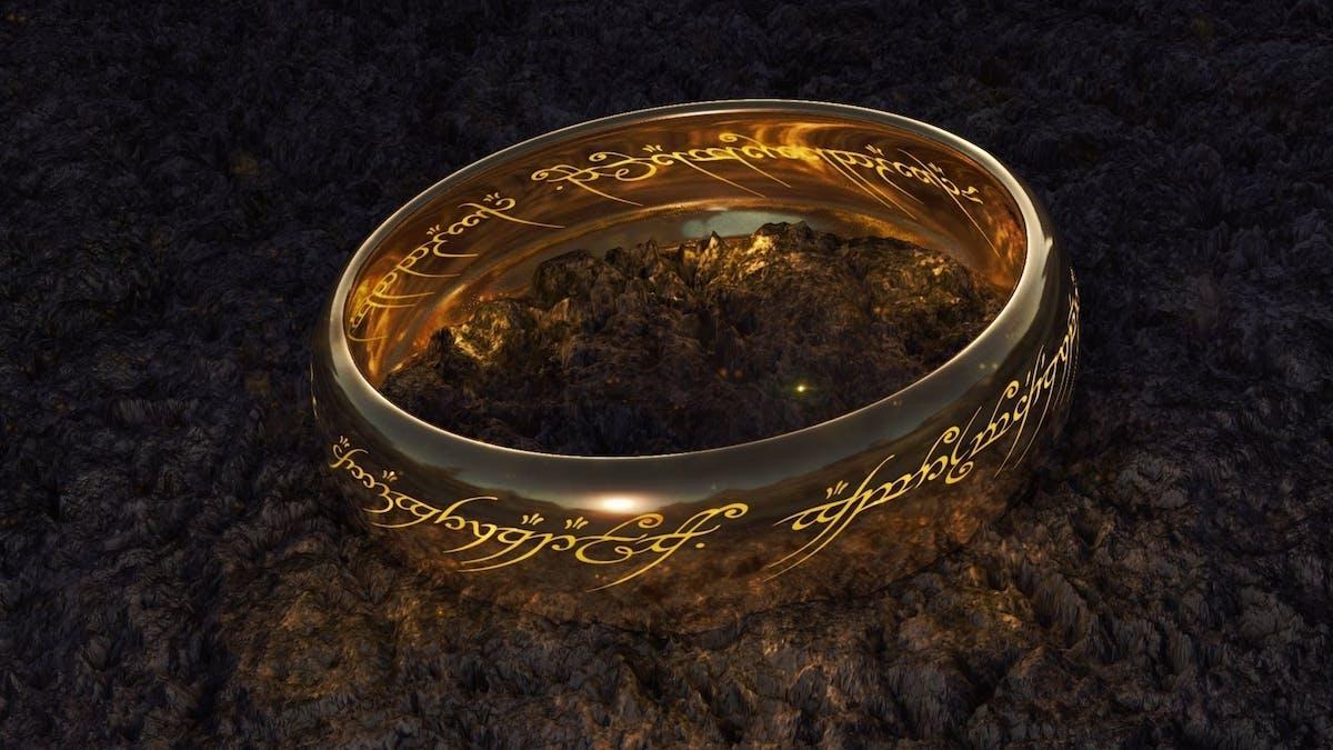Han får huvudroll i Sagan om Ringen serien