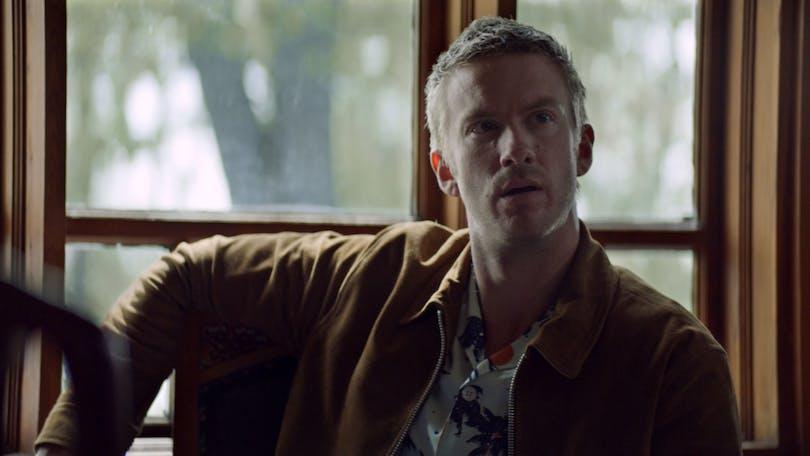 """Filip Berg i """"Tjockare än vatten"""" säsong 3."""