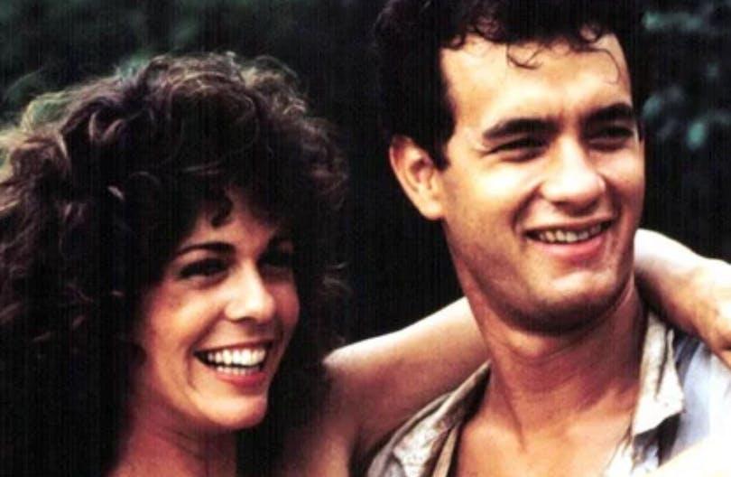 Tom Hanks och Rita Wilson