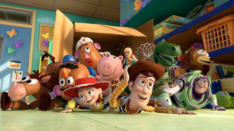 """Bild ur """"Toy Story 3""""."""