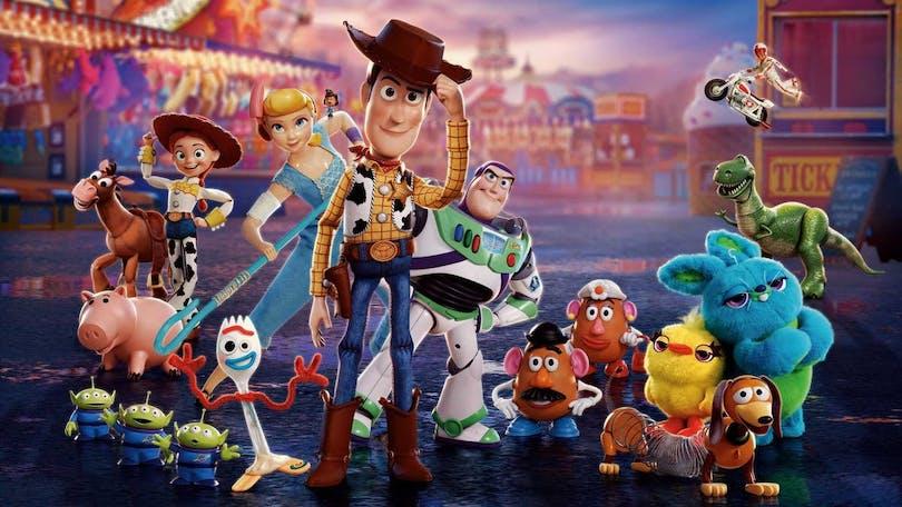 """Konceptbild för """"Toy Story 4""""."""