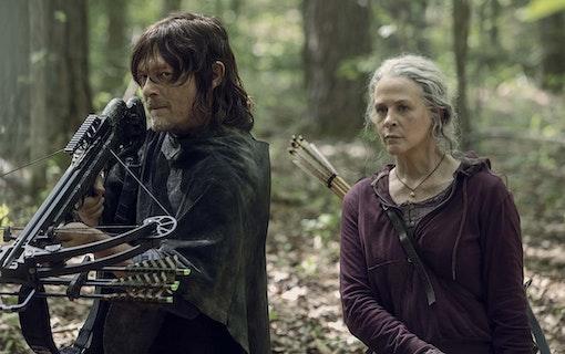 Säsongsfinalen av The Walking Dead skjuts upp