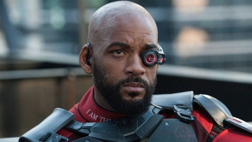 "Will Smith i ""Suicide Squad""."