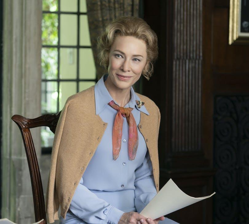Cate Blanchett i Mrs America