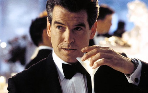 Pierce Brosnan som James Bond. Foto: United International Pictures.
