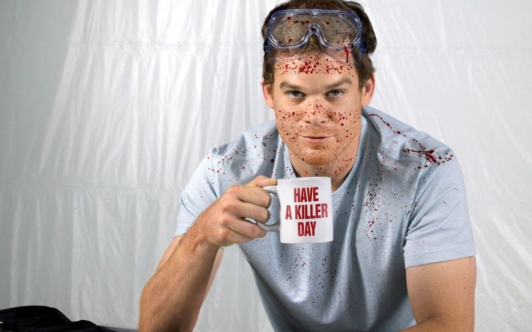 TV-serier om seriemördare