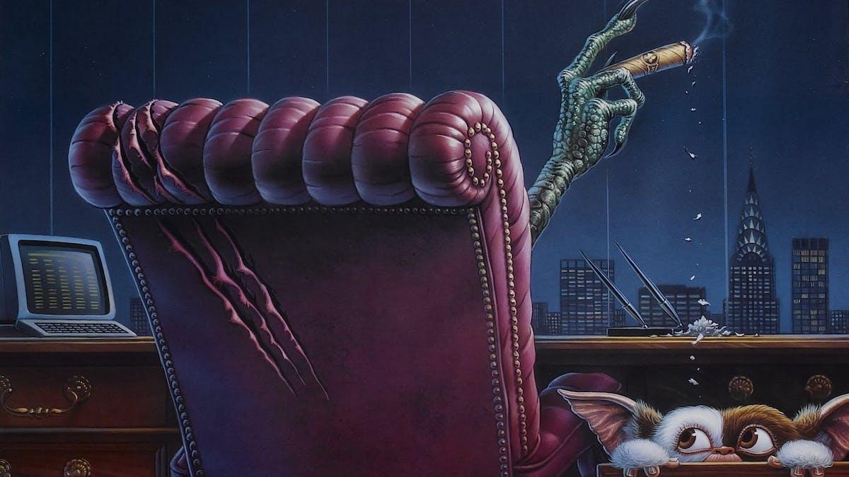 Gremlins 2 affisch