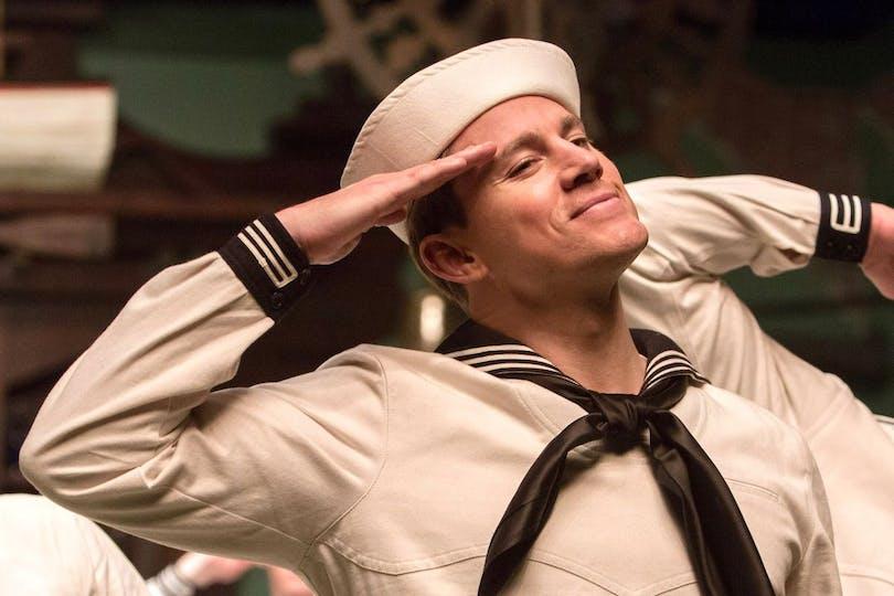 Channing Tatum i Hail, Caesar!.