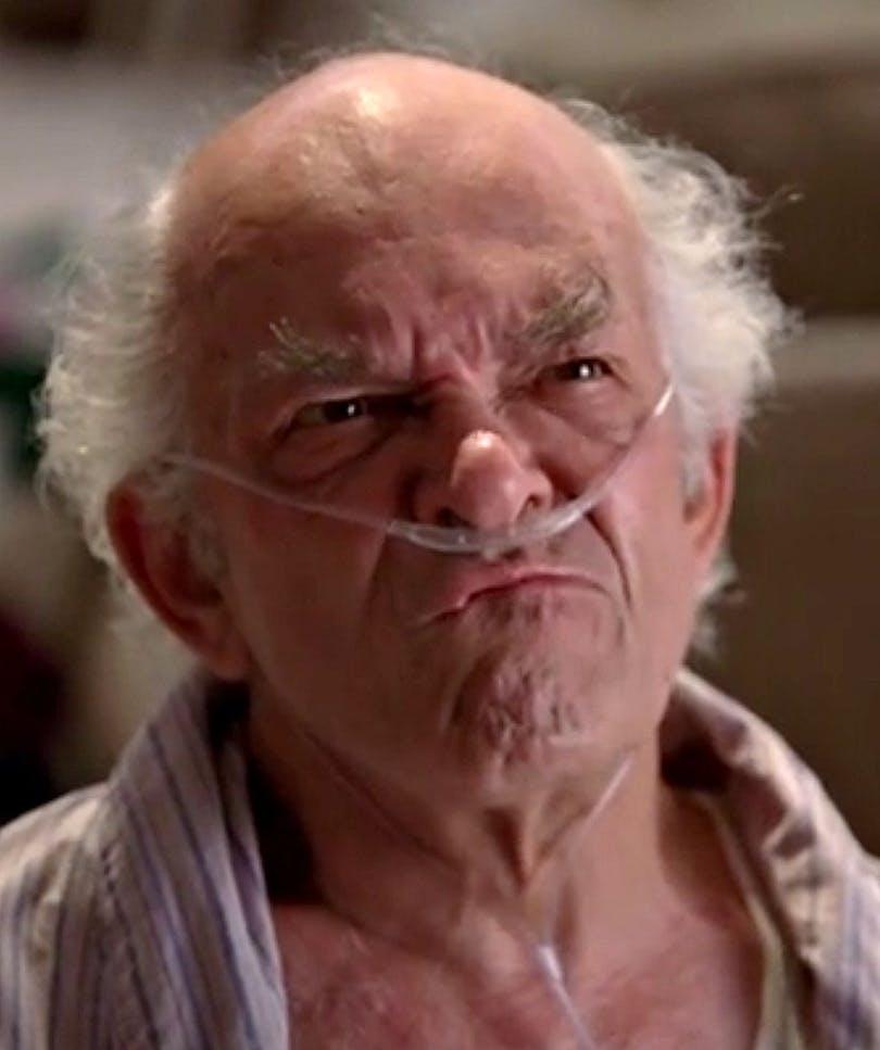 Mark Margolis som Hector Salamanca. Foto: Netflix.