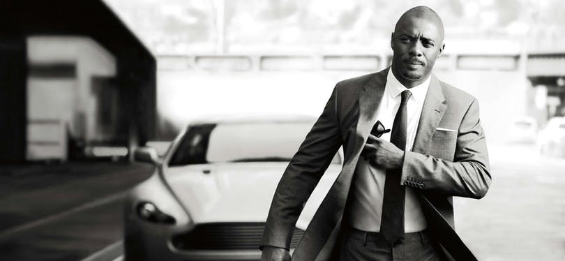 Det har ryktats om att Idris Elba ska överta rollen som James Bond. Foto: United International Pictures.
