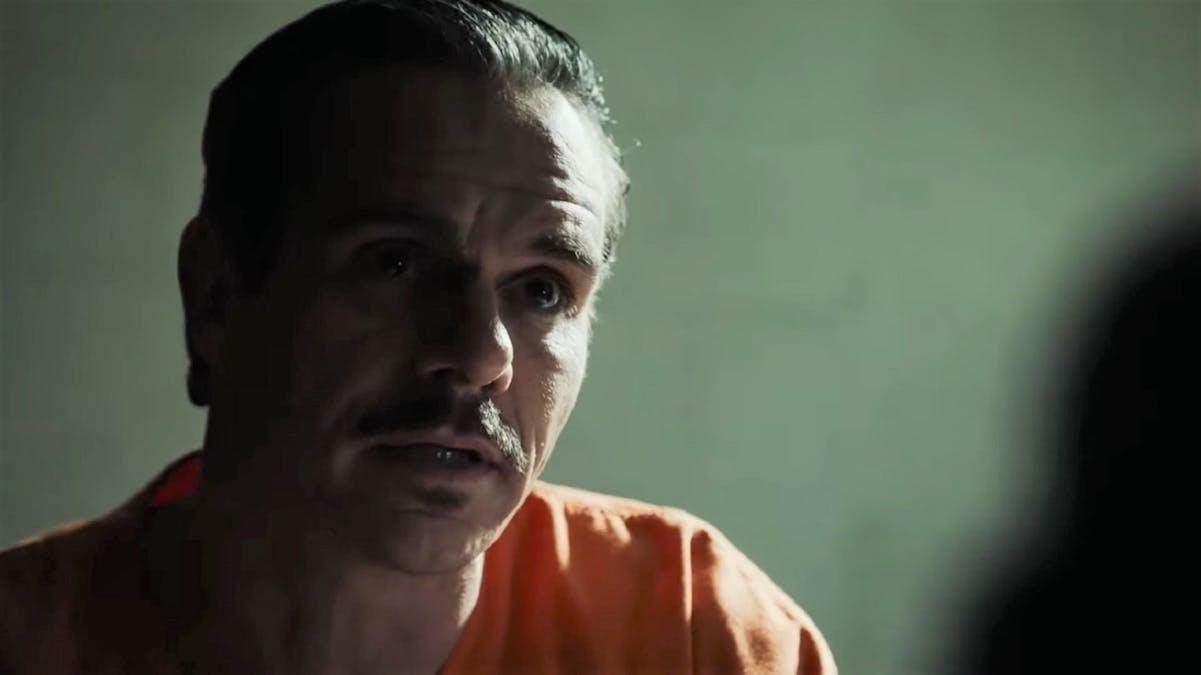 Tony Dalton som Lalo Salamanca i Better Call Saul. Foto: Netflix.