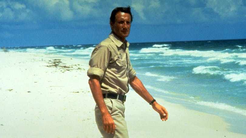 Roy Scheider i Jaws 2