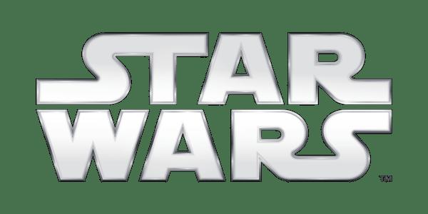 Star wars-logo, star warsfilmerna är bland de bästa filmerna på Disney Plus